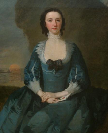 Ritratto di Flora MacDonald eseguito da Richard Wilson nel 1747
