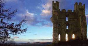 I castelli scozzesi sono popolati da fantasmi e altre creature soprannaturali...