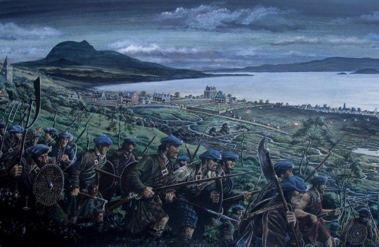 Battaglia di  Prestonpans: