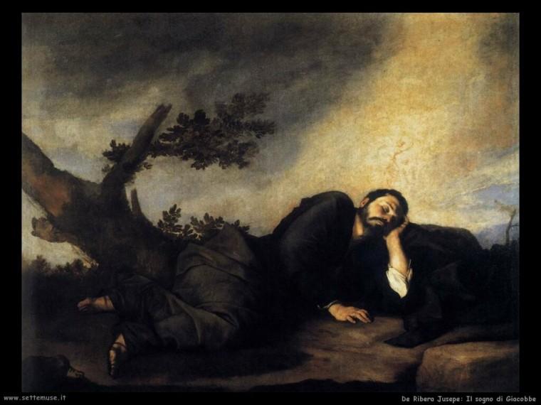 De Ribera Jusepe - Il sogno di Giacobbe