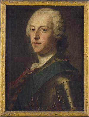 Un altro ritratto di Charles Edward Stuard, dipinto da Maurice Quentin de La Tour