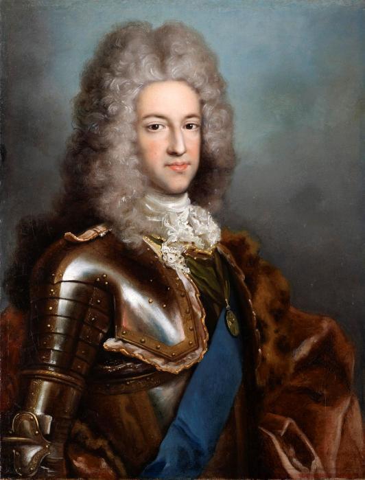 Ritratto di James Edward Stuart,