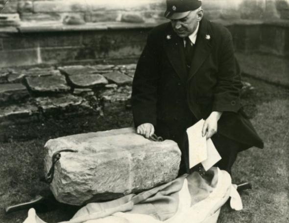 stone of scone arbroath
