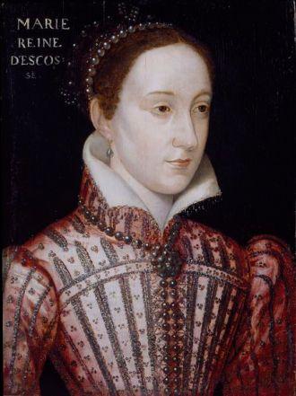 Ritratto di Mary eseguito da F.Clouet nel 1559
