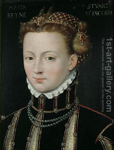 Mary Stuart (ritratto di anonimo)