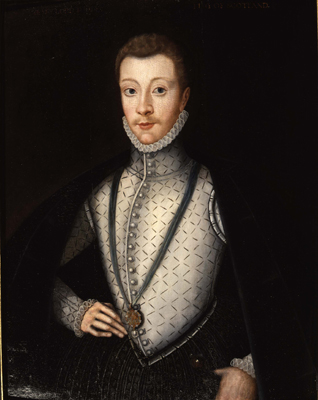 Henry Stuart, Lord Darnley by Adrian Vanson