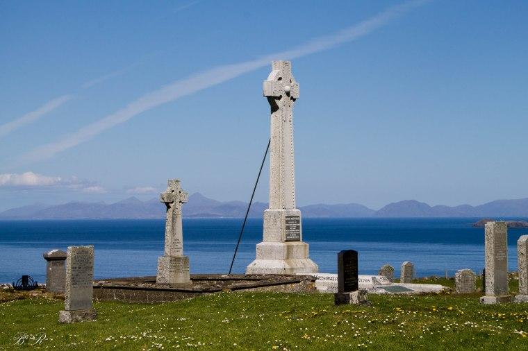 kilmuir cementery flora mac donald grave