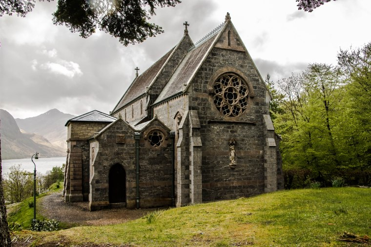 Saint Mary and Saint Finnan Chatolic Church
