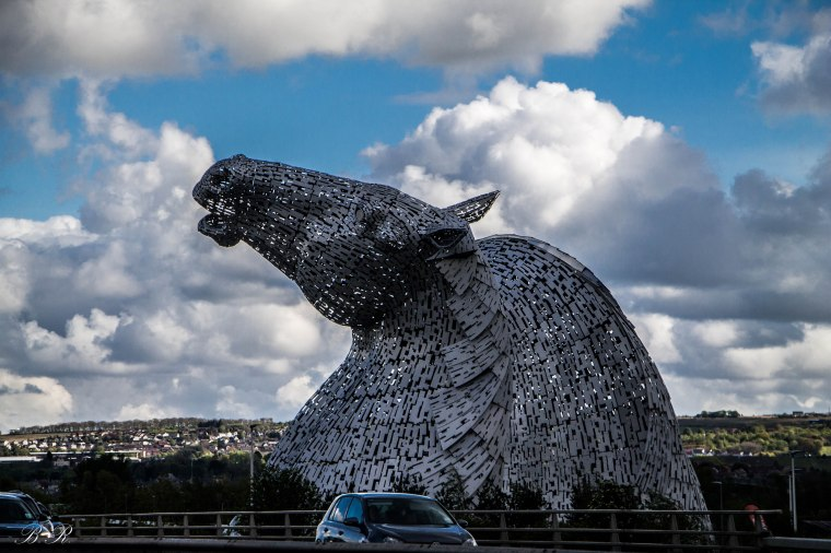 the kelpies falkirk