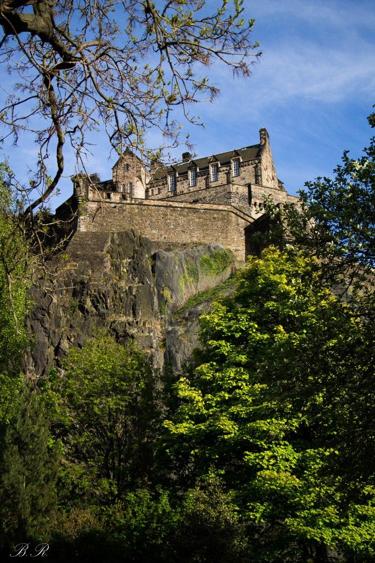 edimburgo castello