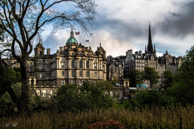 old town edimburgo