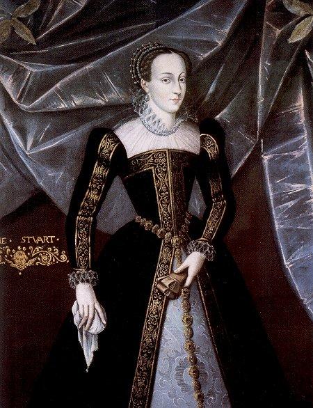Ritratto di Mary di un artista sconosciuto, circa 1565
