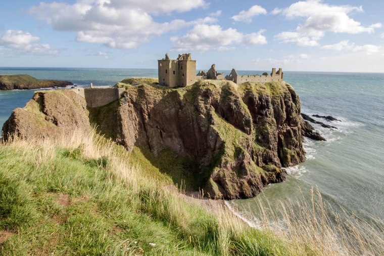 Dunnottar Castle Scozia BeatriceRoat