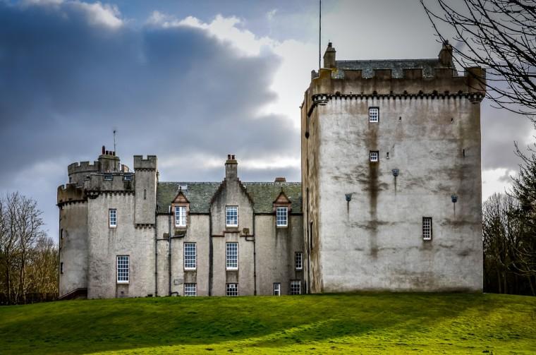 Cairnbulg castle fraser