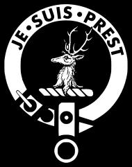 clan fraser crest cimiero simbolo