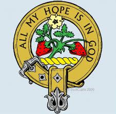 fraser clan crest simbolo