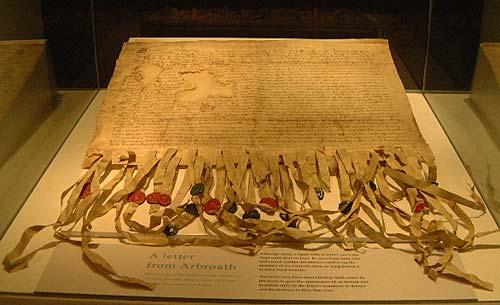 dichiarazione arbroath