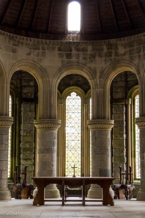 St Conan's kirk Loch Awe