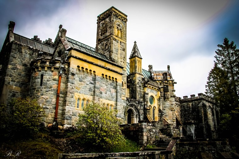 St. Conan's kirk Loch Awe