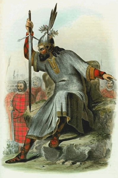 Un'altra rappresentazione del Signore delle Isole