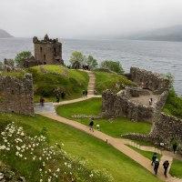 Urquhart Castle, la perla del Loch Ness