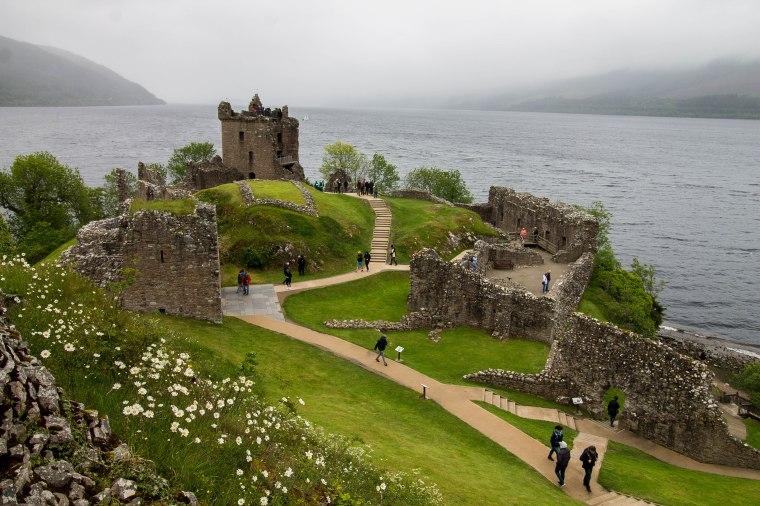 Urquhart Castle Scozia BeatriceRoat