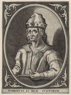King Robert II Stuart