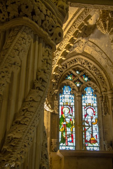 "La ""colonna dell'apprendista"" alla Rosslyn Chapel"