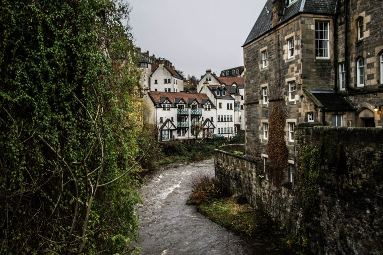Dean Village Edimburgo