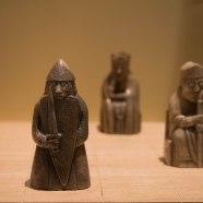 Lewis Chessmen, pezzi di scacchi ritrovati sull'Isola di Lewis e risalenti al XII secolo