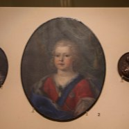Ritratti del Bonnie Prince Charlie da bambino