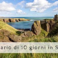 Scozia: itinerario di 10 giorni tra Edimburgo, Highlands e Isola di Skye