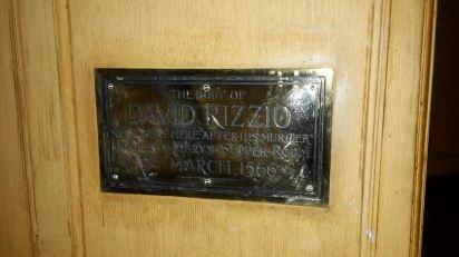 Holyrood Palace: il luogo dove fu assassinato Davide Rizzio
