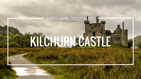 Kilchurn Castle Loch Awe Scotalnd