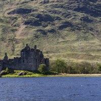 Kilchurn Castle, perla del Loch Awe