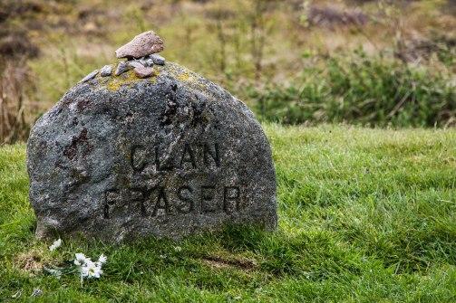 Pietra commemorativa del Clan Fraser