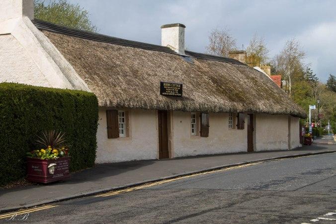 Robert Burns Cottage Alloway