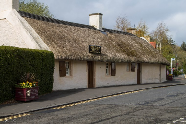 Robert Burns Cottage Alloway