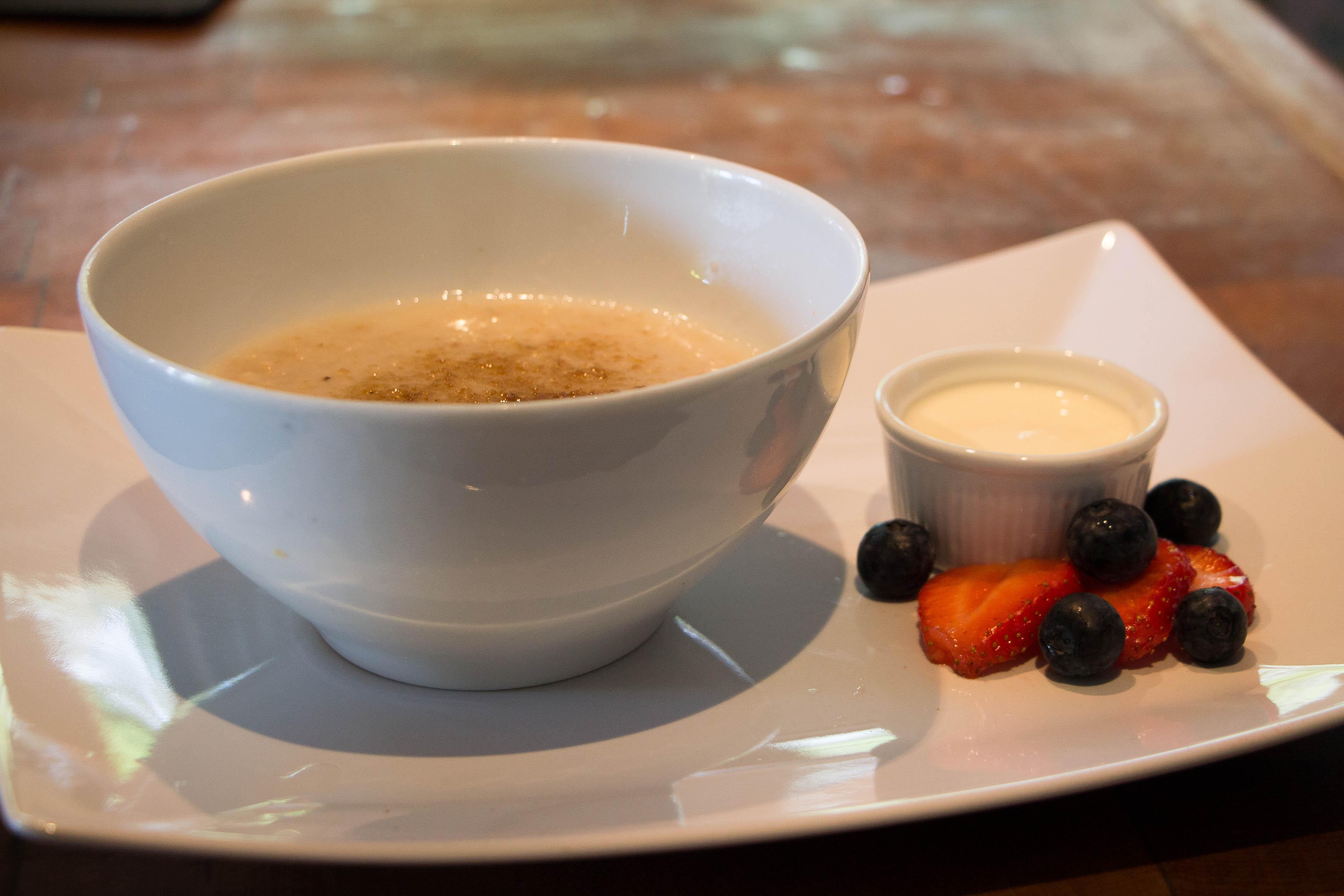 Porridge Scotland