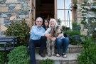 Con Roger, Maria e MacDuff