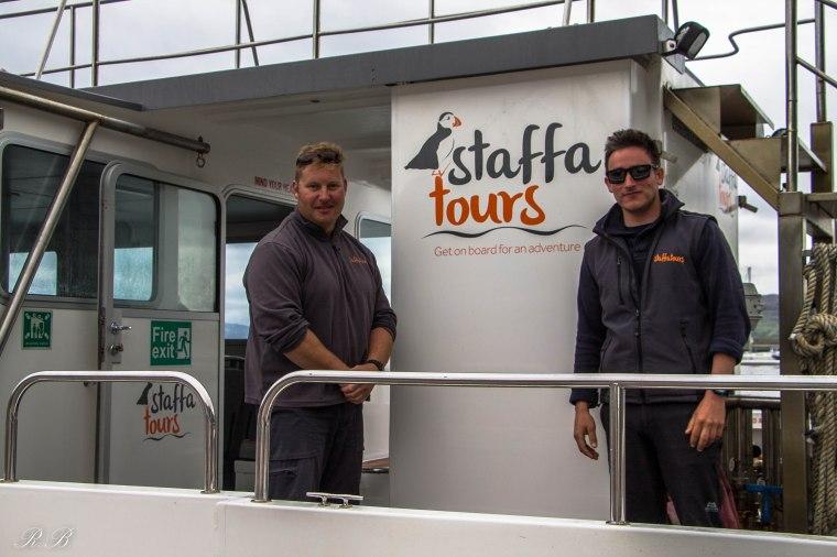 staffa tours