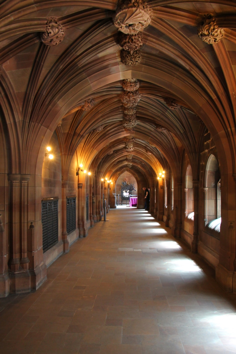 La John Rylands Library