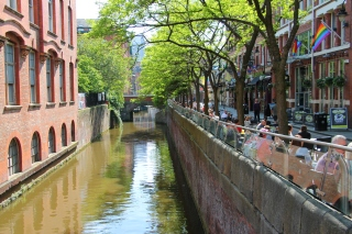 La rilassante Canal Street