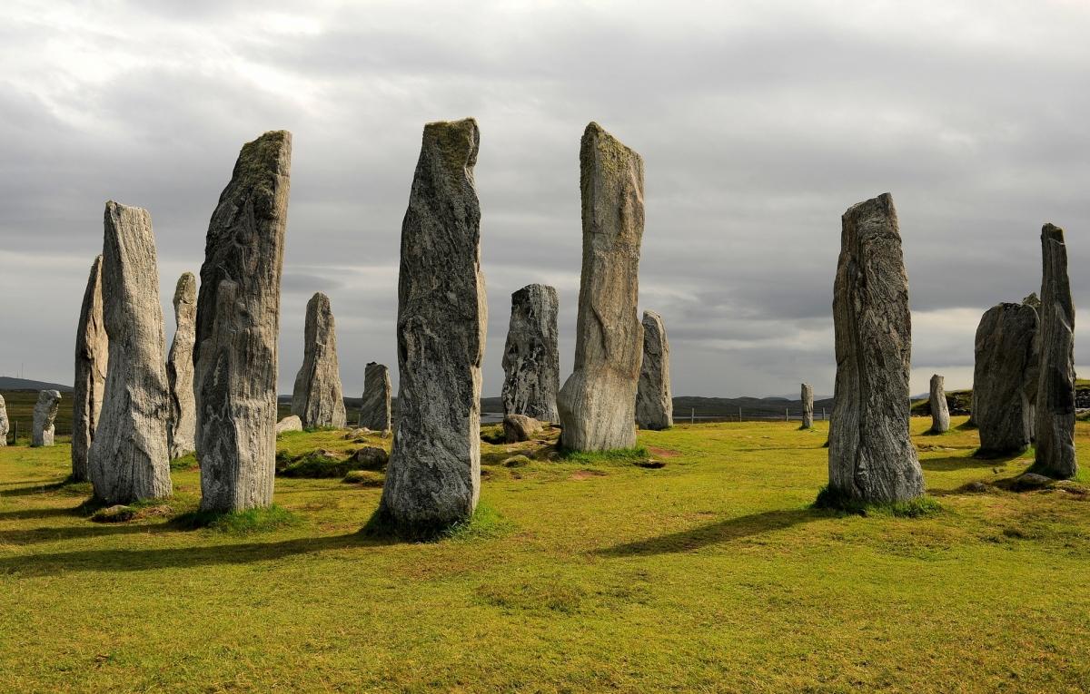 Alle origini della Scozia