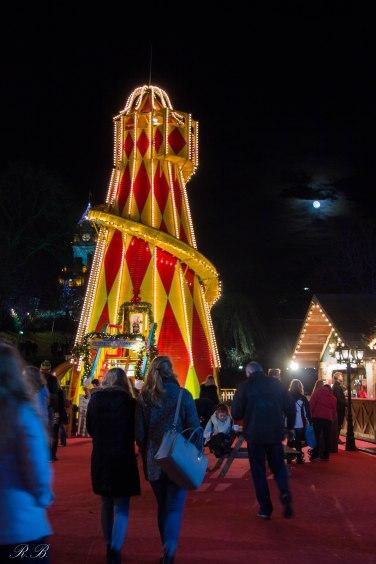 L'Helter Skelter a Santa Land