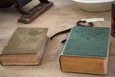 Libri di cucina d'epoca