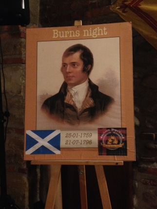 Burns Night Bergamo