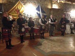 Orobian Pipe Band