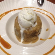 Sticky Toffee Pudding al Guilford Armd di Edimburgo