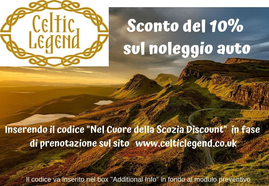 sconto Celtic Legend